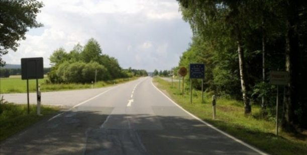 Otevření hraničního přechodu Broumov