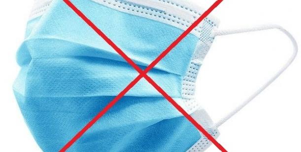 Petice proti povinnému zakrývání obličeje maskou či rouškou