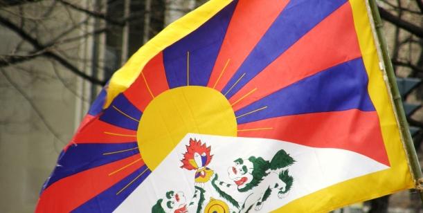 Smutná role Tibetu