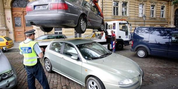 Odtáhli vám auto? Změňte zákon!