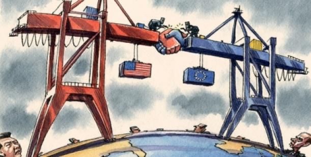 Petice za zachování svobod proti TTIP/TAFTA