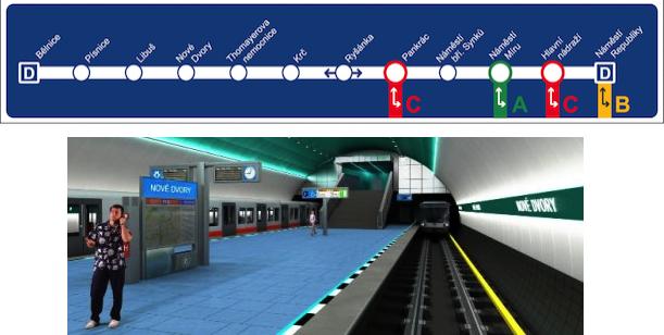 Petice proti odložení výstavby trasy D pražského metra