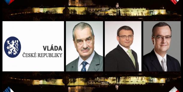 Petice za odstoupení Lubomíra Zaorálka, Miroslava Kalouska, Karla Schwarzenberga