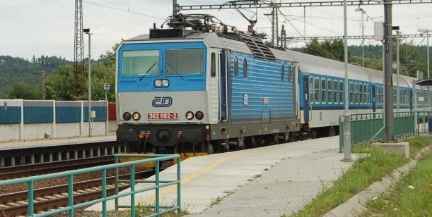 Petice za obnovení vlakového spoje do Jeseníků