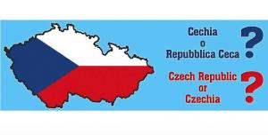 Petice proti zavedení názvu Czechia