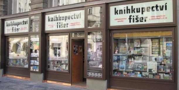 Petice za zachování knihkupectví Fišer