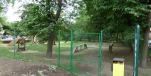 Založení psího hřiště v Rychnově nad Kněžnou